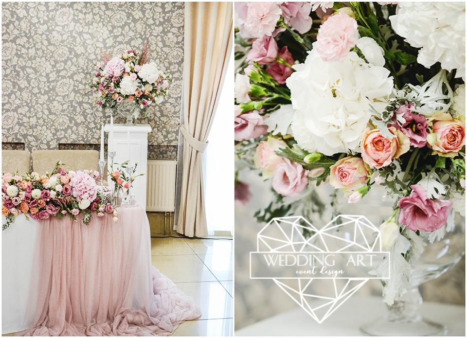 Флорист на свадьбу Киев